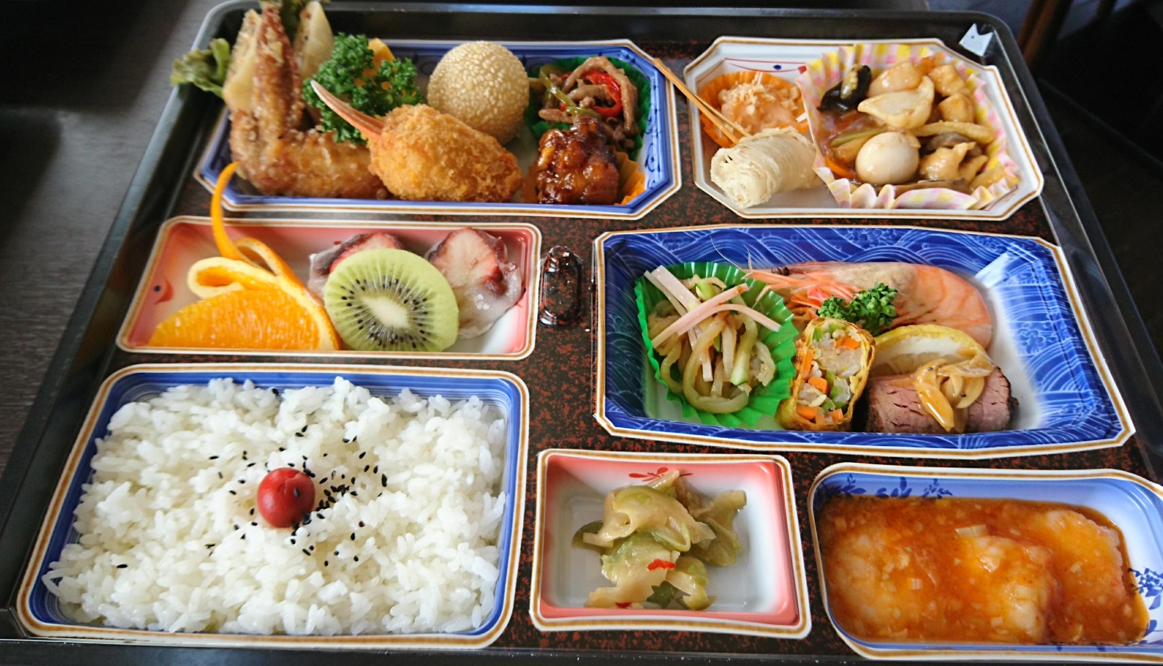 3000円弁当
